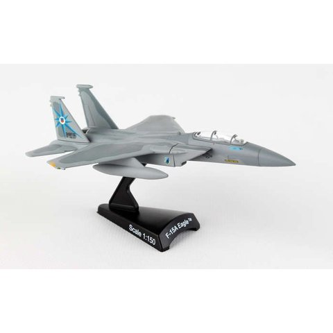 F15A Eagle 318FIS Green Dragons USAF 1:150 with stand