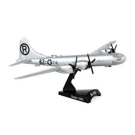 Postage Stamp Models B29 Superfortress USAAF Enola Gay R 1:200 with stand