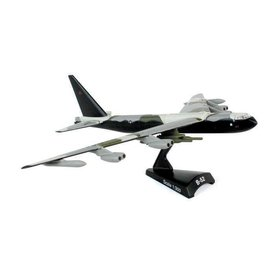 Postage Stamp Models B52D Stratofortress USAF Black Tail Vietnam 1:300 with stand
