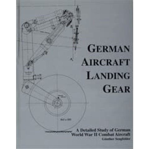German Aircraft Landing Gear Hardcover (NSI)