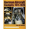 German Aircraft Cockpits 1911-1970 Hardcover