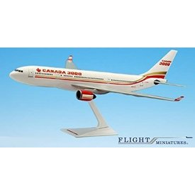 A330-200 Canada 3000 1:200 with stand