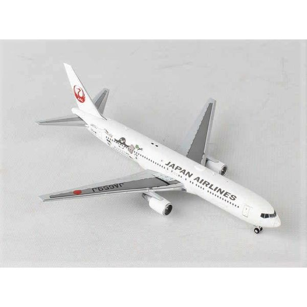 JC Wings B767-300ER JAL Suica Penguin 1:400