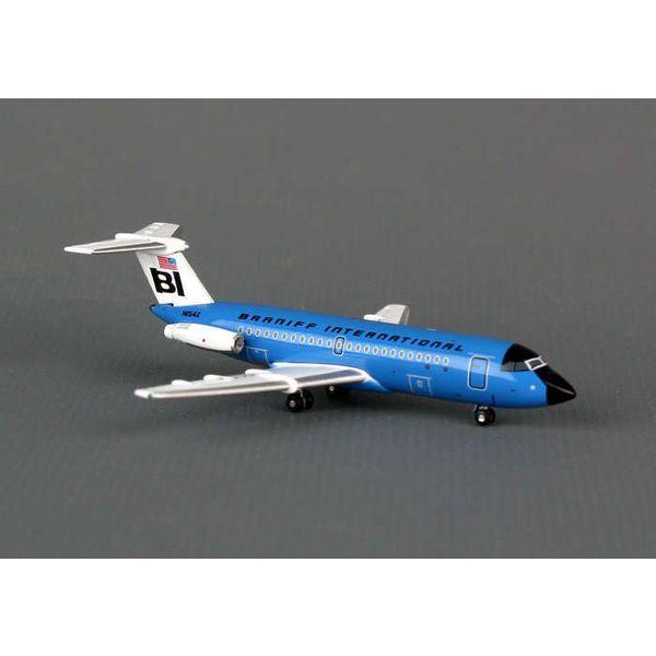 JC Wings JCWIN BAC111-200 BRANIFF DK BLUE N1542 4