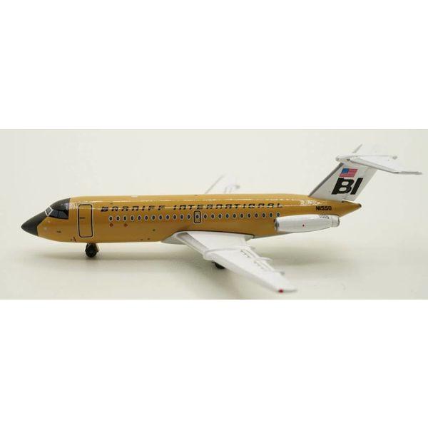 JC Wings BAC111-200 BRANIFF OCHRE N1550 400