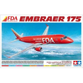 Tamiya Embraer ERJ175 Fuji Dream 1:100