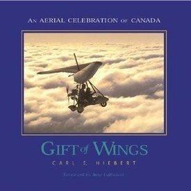 Boston Mills Press Gift of Wings: An Aerial Celebration HC +SALE+ (damaged dust jacket) **o/p**