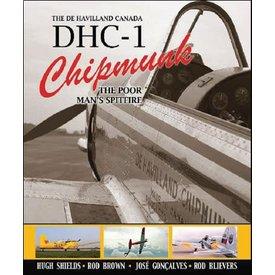 DEHAVILLAND CANADA DHC1 CHIPMUNK:POOR MAN'S SPITFIRE