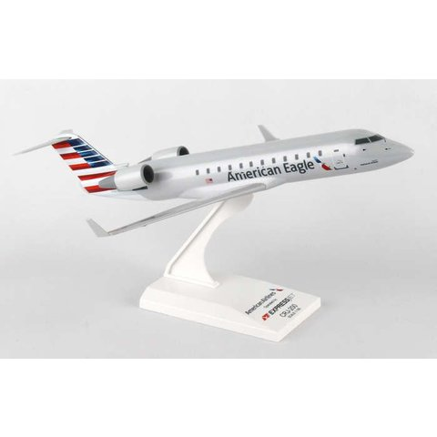 CRJ200 American Eagle 2013 livery Expressjet 1:100 with stand