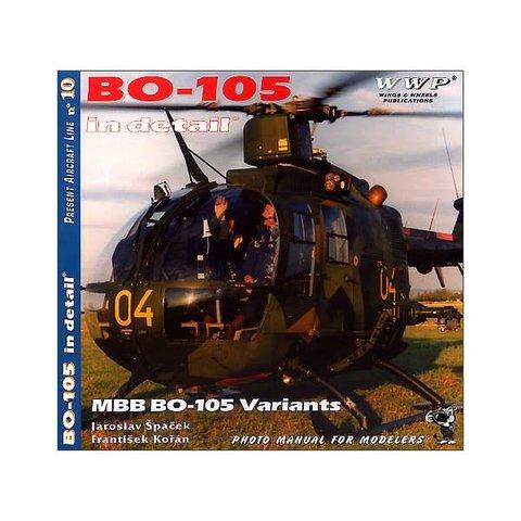 BO105 IN DETAIL:PAL#10 SC**O/p**++SALE++