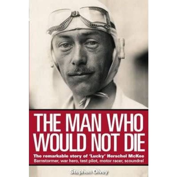 MAN WHO WOULD NOT DIE:MCKEE:BARNST.HC*NS