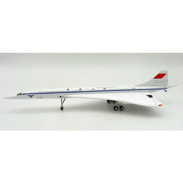 InFlight Concorde CAAC B-0772 1:200 with stand