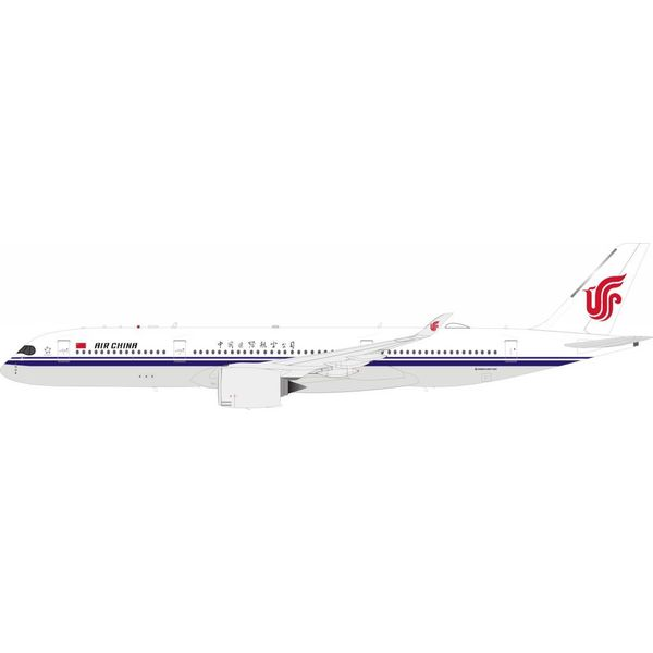 InFlight A350-900 Air China F-WZGZ 1:200 With Stand