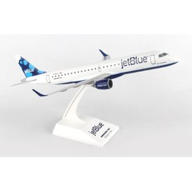 SkyMarks ERJ190 jetBlue Blueberries 1:100 with stand