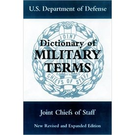 Greenhill Books Dictionary of Military Terms Hardcover**o/p**