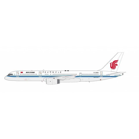 B757-200 Air China B-2855 1:200 with stand