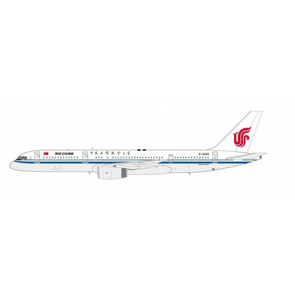 JC Wings B757-200 Air China B-2855 1:200 with stand