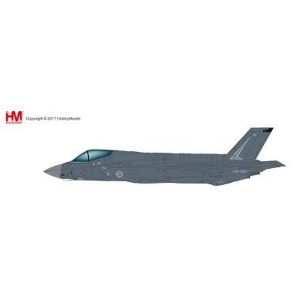 Hobby Master F35A Lightning II RAAF A35-002 1:72 with stand**o/p**