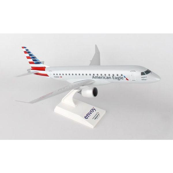 SkyMarks ERJ175 American Eagle Envoy 2013 1:100 with stand
