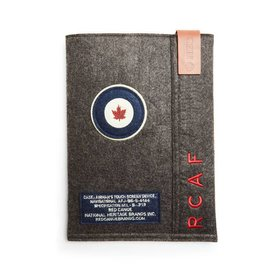 Red Canoe Brands RCAF ipad sleeve