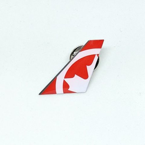 Pin TAIL Air Canada Rouge