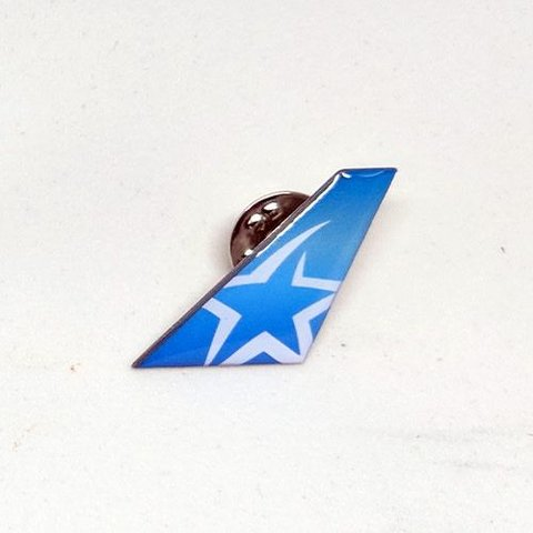 Pin Tail Air Transat