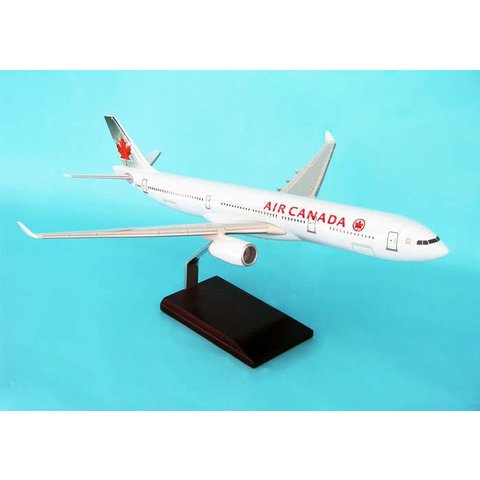 A330-300 Air Canada 2004 livery 1:100 with stand (no gear)0