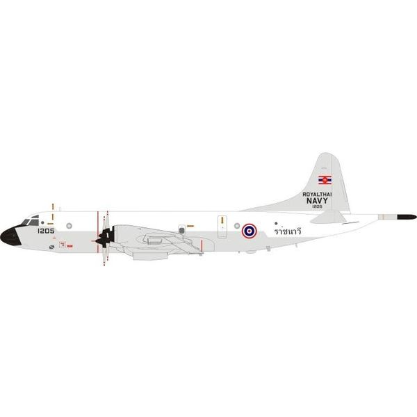 JFOX P3T Orion Royal Thai Navy 1205 1:200 With Stand