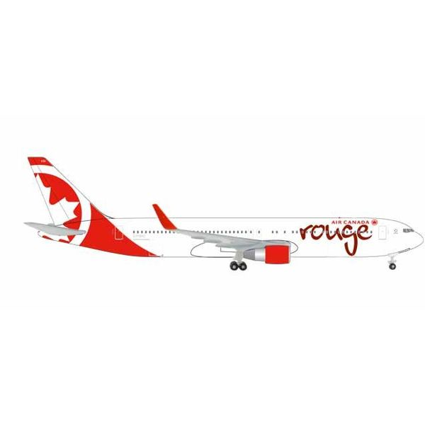 Herpa B767-300ERW Air Canada rouge C-FMXC 1:500 winglets (2nd release)
