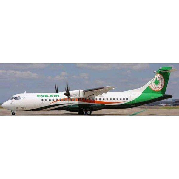 JC Wings ATR72-600 EVA AIR B-17016 1:400