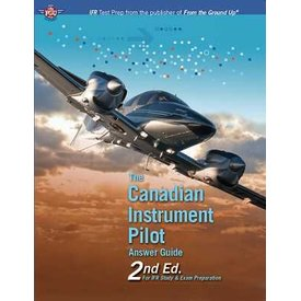 Aviation Publishers Canadian Instrument Pilot Answer Guide 2nd Edition