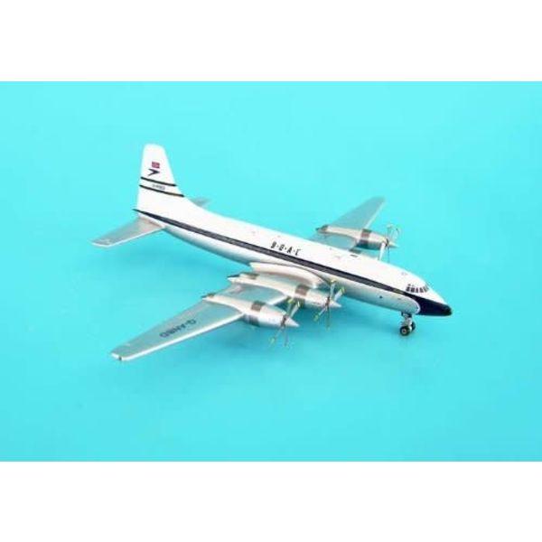 JC Wings JCWIN BRITANNIA BOAC 1:400