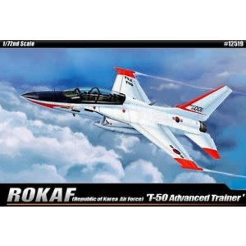T50 Advanced Trainer ROKAF 1:72 SCALE ACADEMY KIT