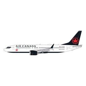 Gemini Jets B737 MAX8 Air Canada 2017 Livery C-FJTV 1:400**o/p**