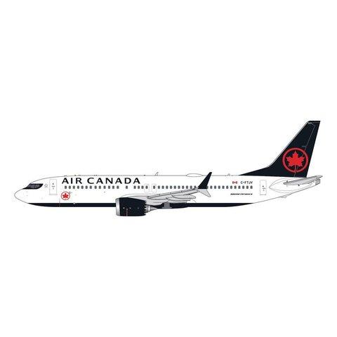 B737 MAX8 Air Canada 2017 Livery C-FJTV 1:400