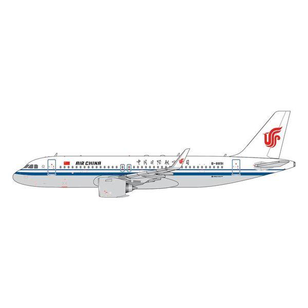 Gemini Jets A320neo Air China B-8891 1:400
