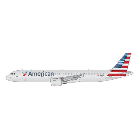 A321 American Airlines 2013 livery N187US 1:400
