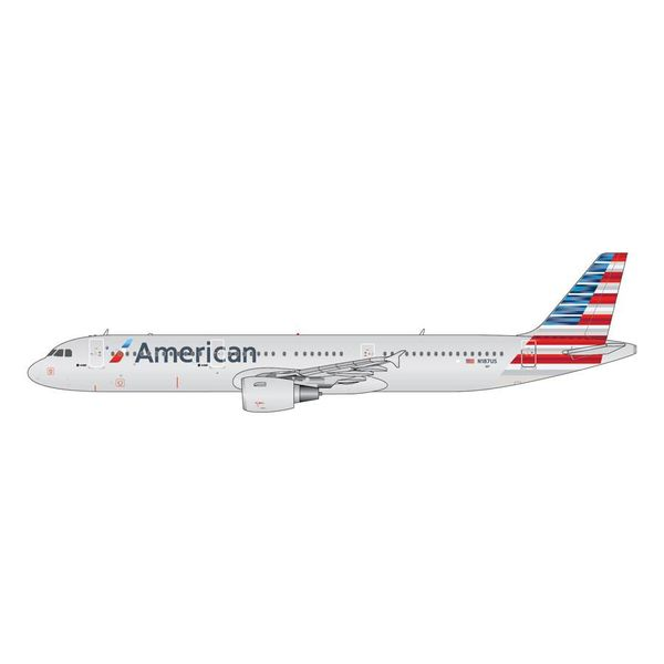 Gemini Jets A321 American Airlines 2013 livery N187US 1:400