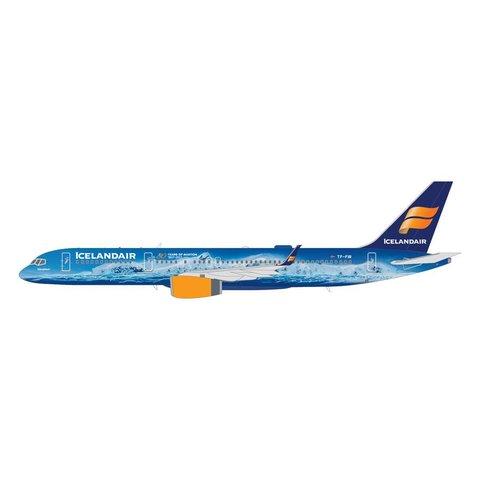 B757-200S Icelandair 80th Ann.Vatnajökull Glacier TF-FIR 1:200