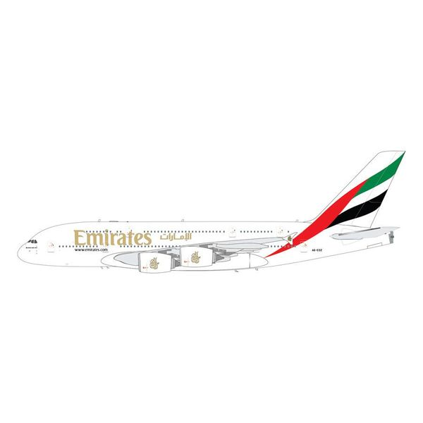 Gemini Jets A380-800 Emirates A6-EOZ 1:200 with stand (9th Release)