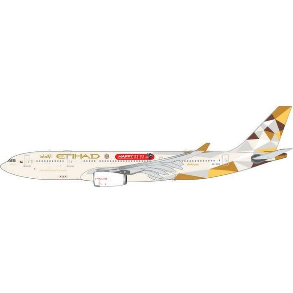 Phoenix A330-200 Etihad Airways Happy 11.11, TMALL 2014 livery A6-EYH 1:400