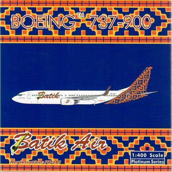 Phoenix B737-900ERW Batik Air PK-LBI 1:400
