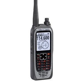 Icom ICA25N Transceiver VHF Airband Handheld with GPS