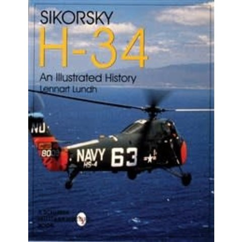 Sikorsky H34: Illustrated History softcover