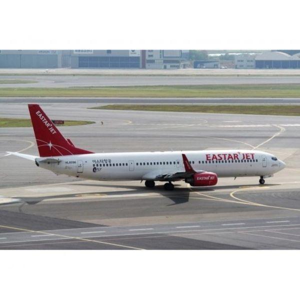Phoenix B737-900ERW Eastar Jet HL8096 1:400