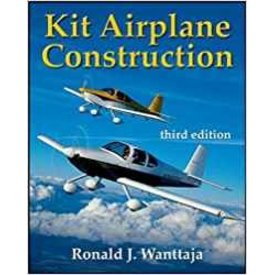 McGraw-Hill Kit Airplane Construction 3rd Edition Softcover**SALE**