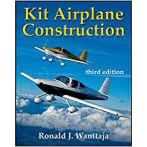 Kit Airplane Construction 3rd Edition Softcover**SALE**