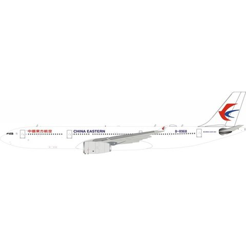 A330-300 China Eastern Airlines B-8968 1:200 with Stand