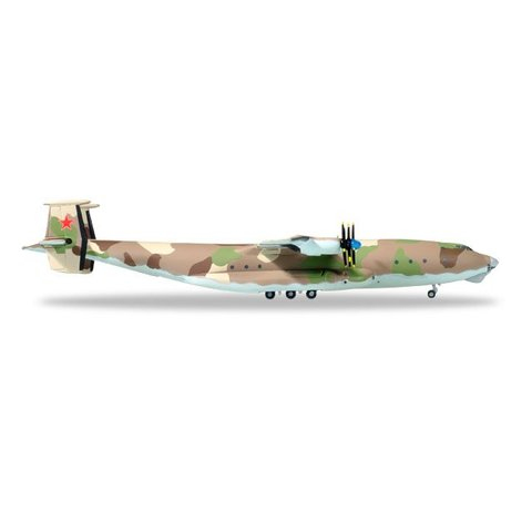 AN22 Antonov Cock Soviet Air Force 8th Regiment Migalovo AB 1:500+NSI+