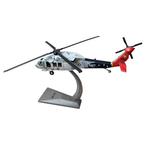 MH60 Night Hawk HSC2 Fleet Angels HL-10 NAS Norfolk, VA US Navy 1:72 with stand